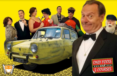 Only Fools and 3 Courses - Eastleigh 29/02/2020