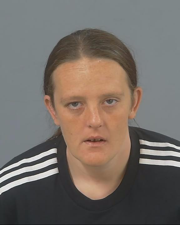 Leah Bellows, 34, of no fixed address.