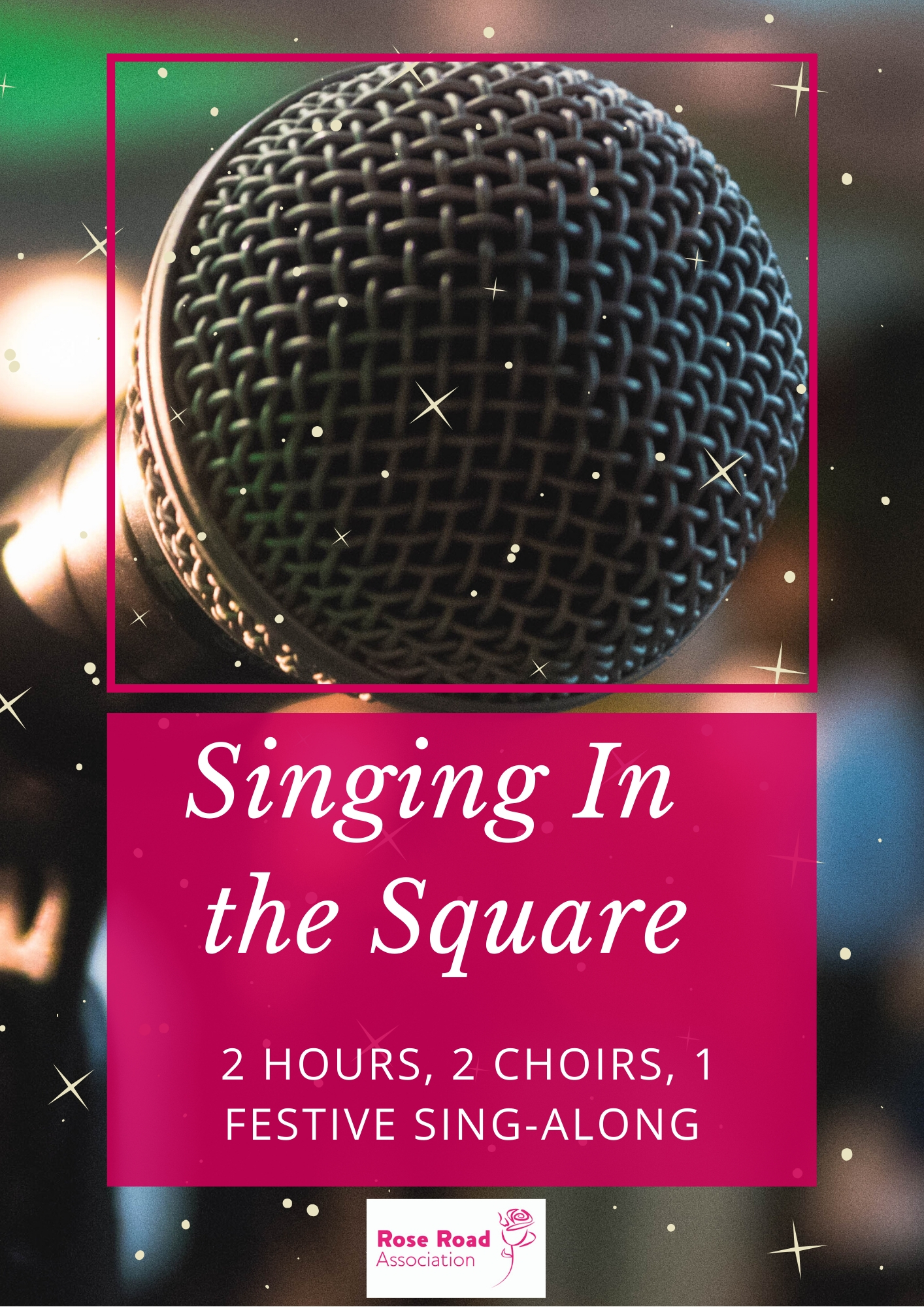 Singing in the Square