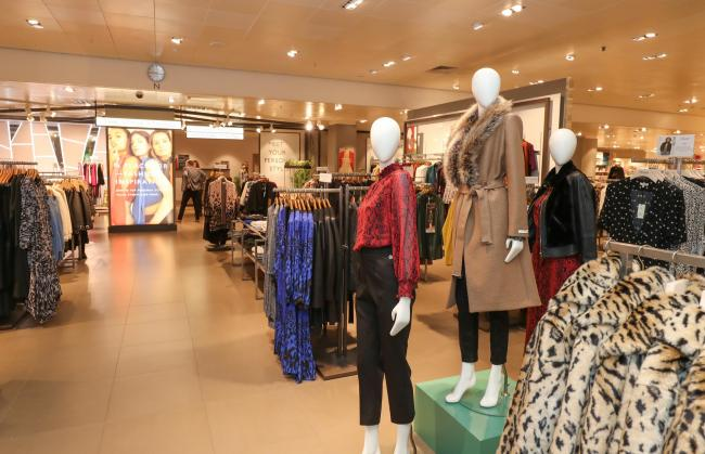 The Style Studio in Southampton's refurbished John Lewis at Westquay