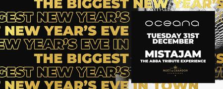 New Years Eve 2019 with BBC Radio 1s Mistajam