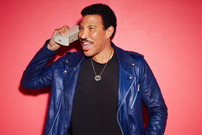 Lionel Richie will play Isle of Wight Festival 2020
