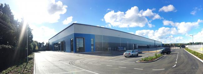 CooperVision has moved its packaging operation to Mountpark at Swaythling