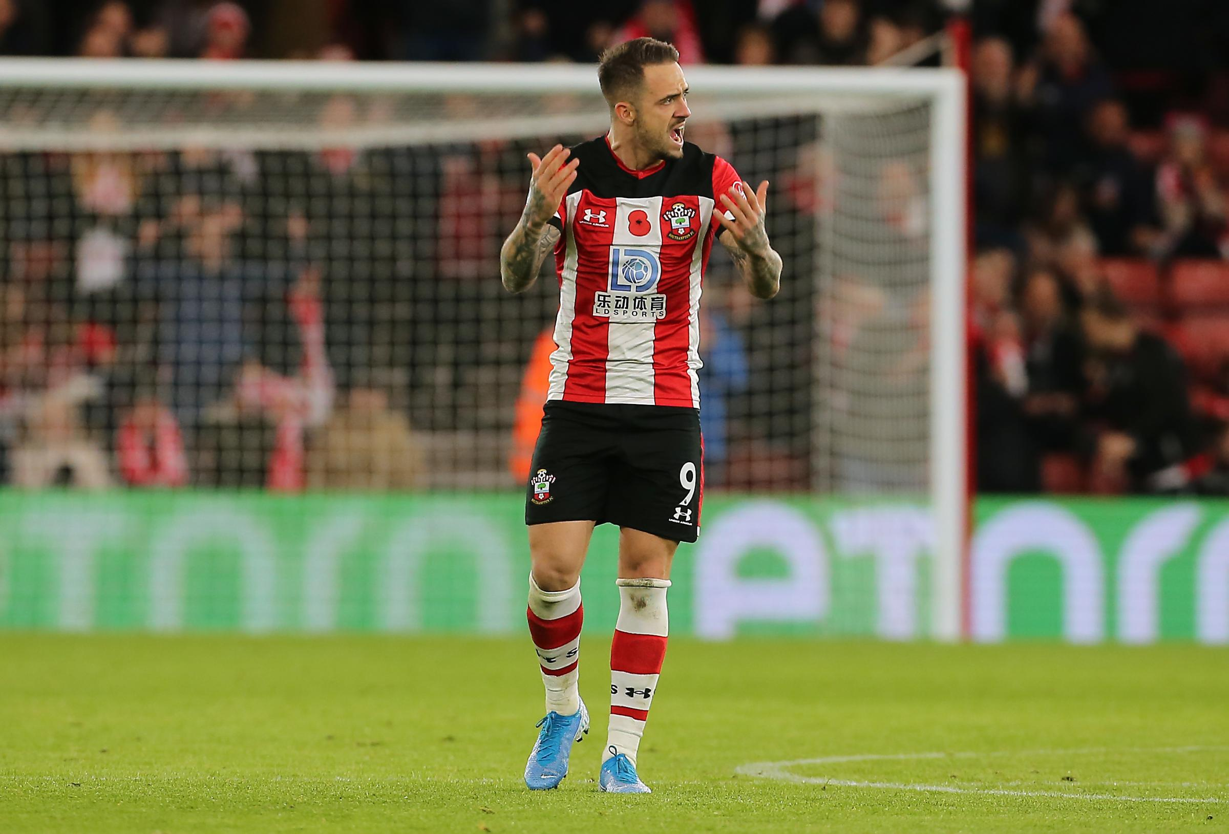 Southampton manager Ralph Hasenhuttl won't run Danny Ings into the ground