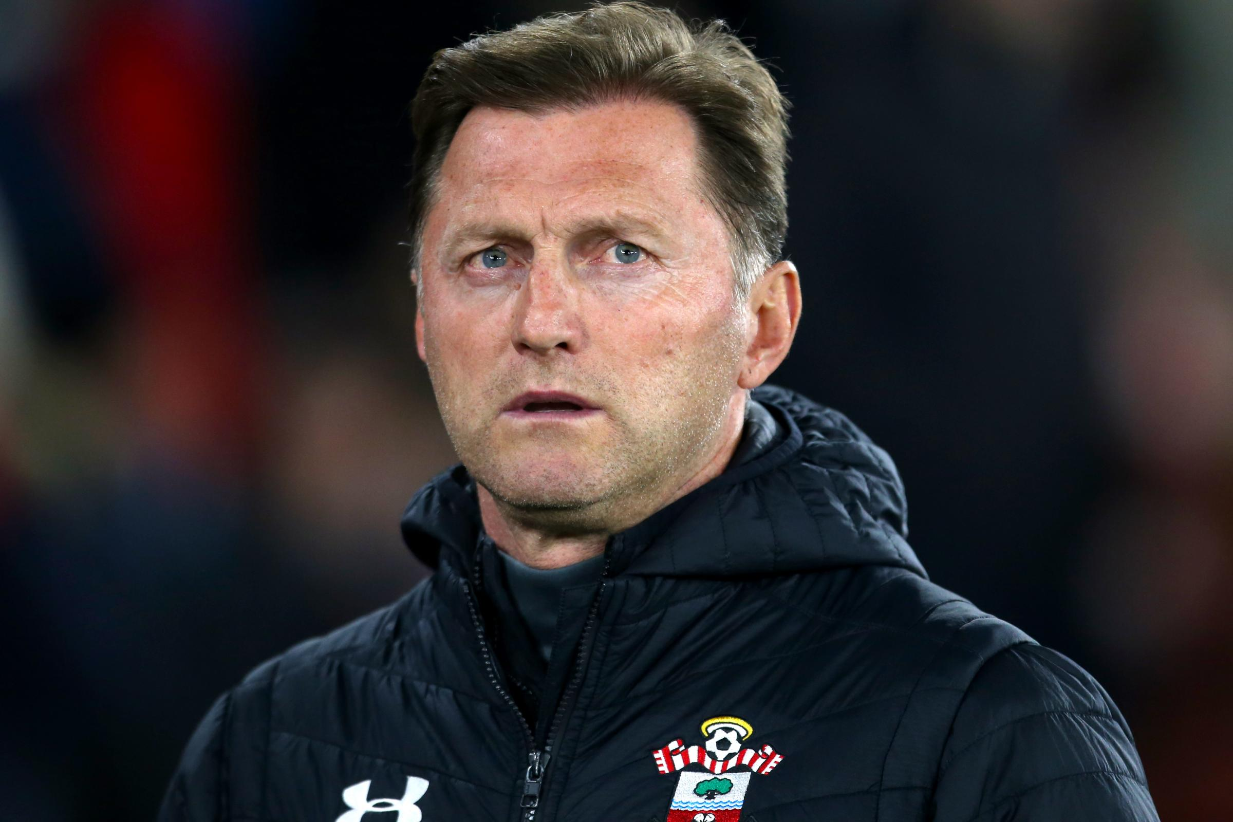 Ralph Hasenhuttl thanks Southampton for standing by him
