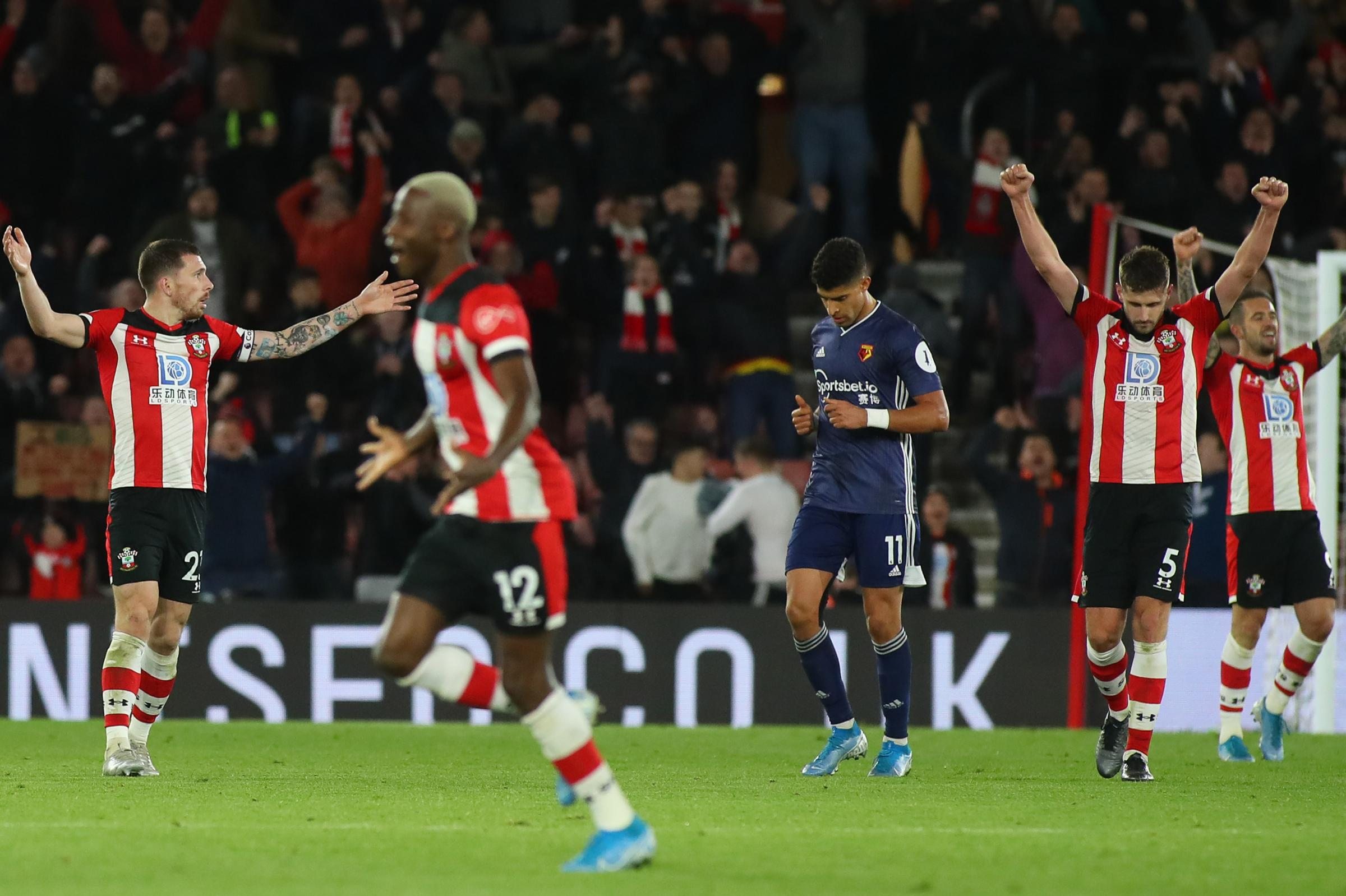 Southampton have given fans an early Christmas present