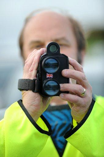 Daily Echo: Brighton residents to catch speeding drivers - with own speed camera
