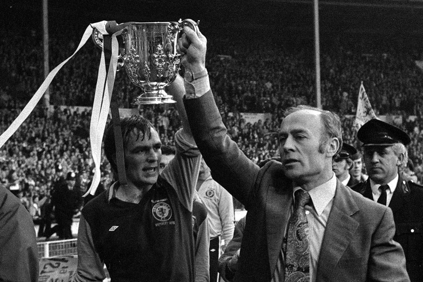 Ron Saunders and Jim Smith were great men, as well as managers