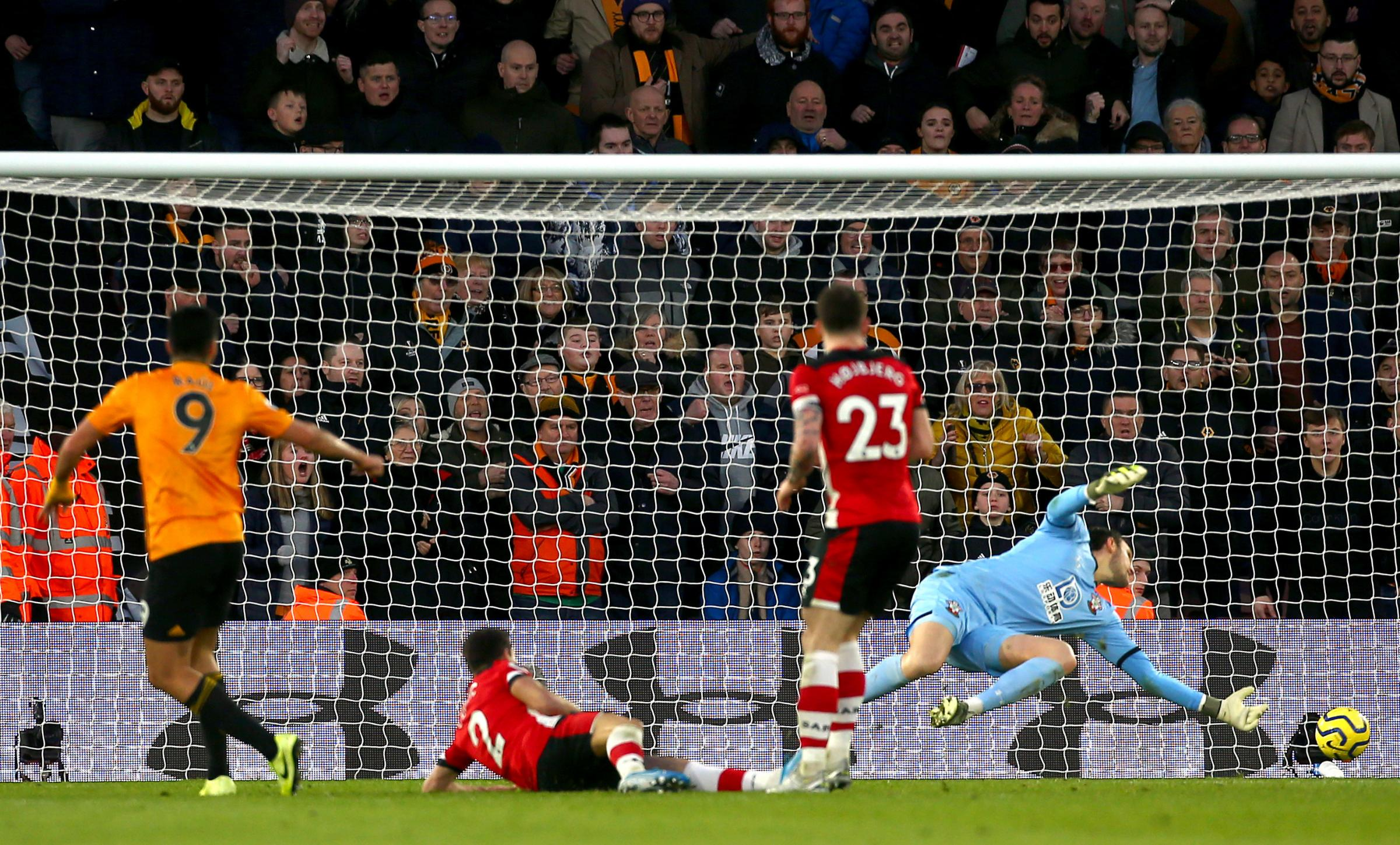 Southampton 2 Wolves 3: Saints are stunned after leading 2-0