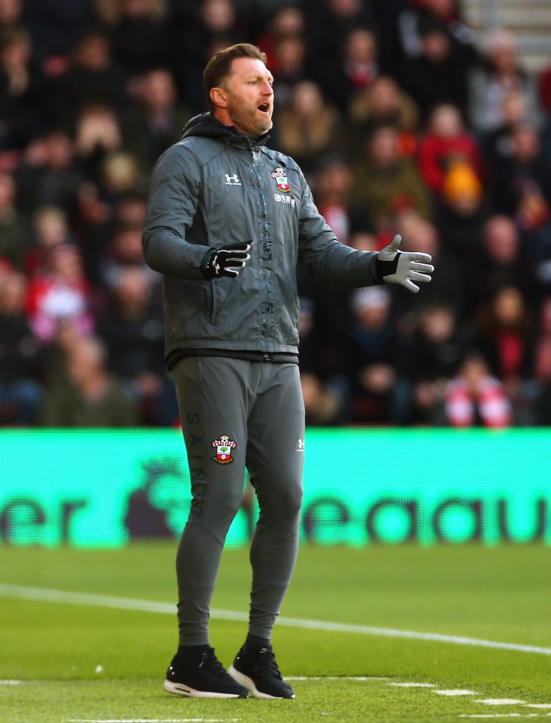 Southampton boss Ralph Hasenhuttl: We must learn from Wolves defeat