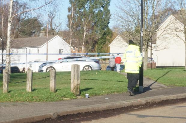 Daily Echo: Police investigate stabbing in Lindsay Road, Thornhill