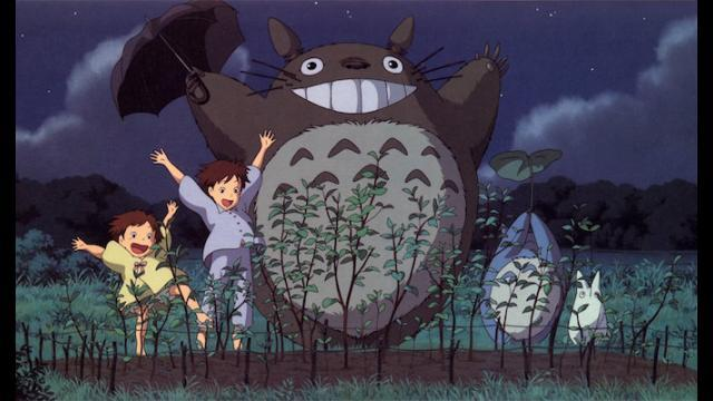 Studio Ghibli's back catalogue is coming to Netflix and fans are losing their minds