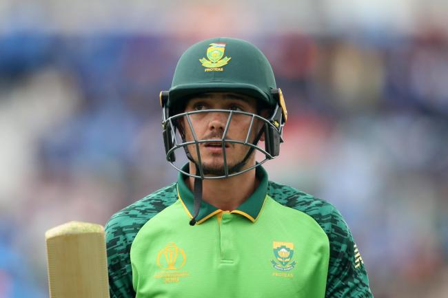 Quinton De Kock is South Africa's new one-day skipper