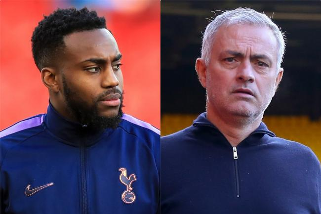 'No problem between me and Danny Rose' – Spurs boss Jose Mourinho