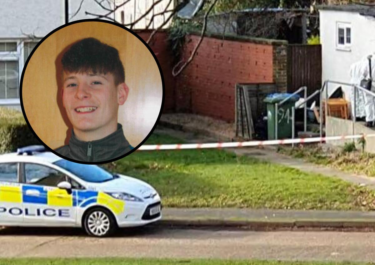 James Laurie Murder Probe Teenager Charged Over Death Of 17 Year Old In Thornhill In Southampton Daily Echo