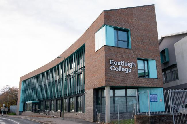 An image of Eastleigh College