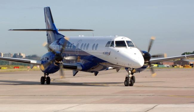Eastern Airways will be operating 10 flights a week from Southampton to Teeside