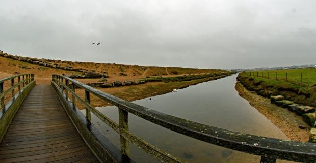 Daily Echo: Keyhaven. photo by: Carmera Club member Raymond Molin-Wilkinsonâ