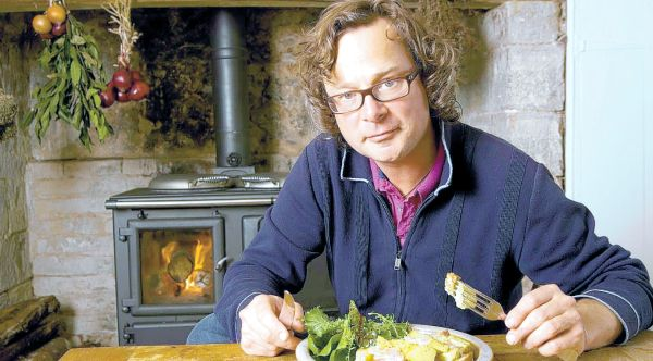 Celebrity chef Hugh Fearnley-Whittingstall.