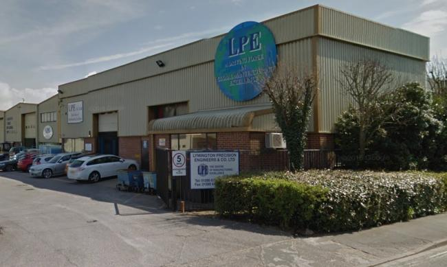 Lymington Precision Engineers site off Marsh Lane and Gosport Street in Lymington. Picture: Google Maps/ Street View
