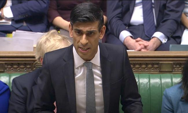 Chancellor Rishi Sunak delivers his Budget in the House of Commons, London. PA Photo. Picture date: Wednesday March 11, 2020. See PA story POLITICS Budget. Photo credit should read: House of Commons/PA Wire.