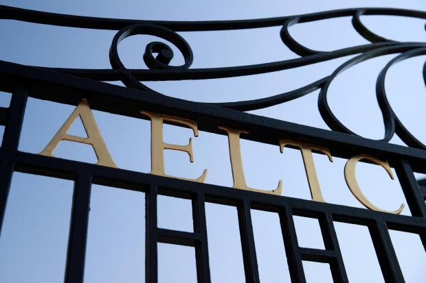 Wimbledon's gates are set to stay shut this year