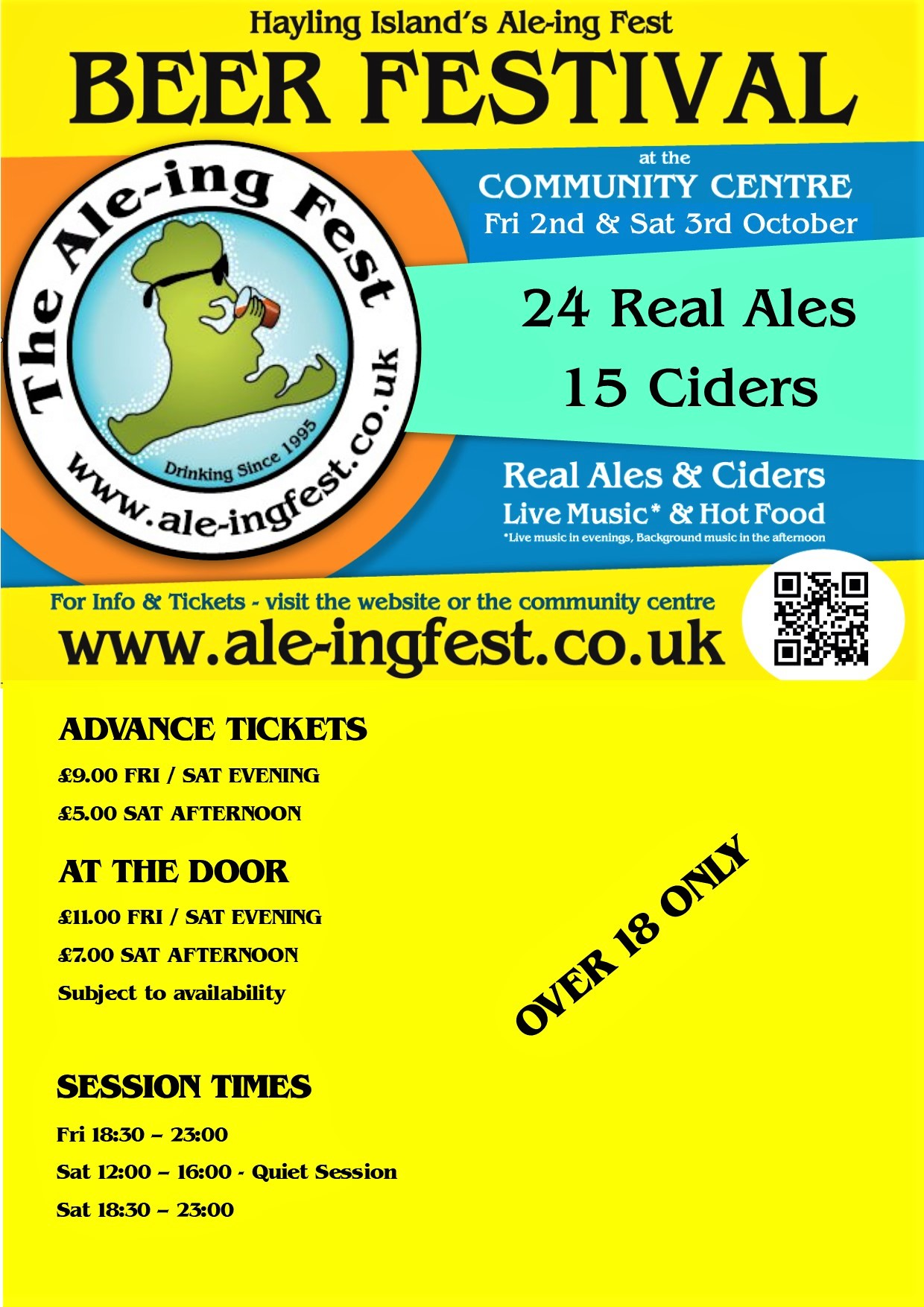 The Ale-ing Fest 2020