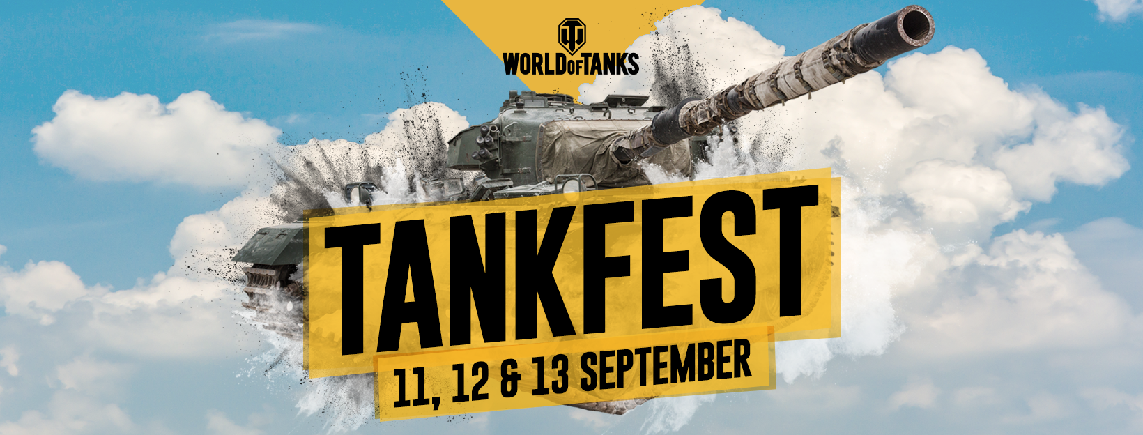 NEW TANKFEST 2020