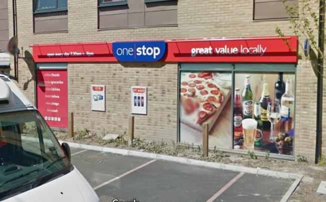 One Stop, Cumbrian Way, Southampton