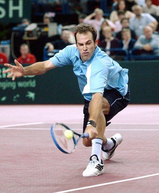 Daily Echo: Greg Rusedski