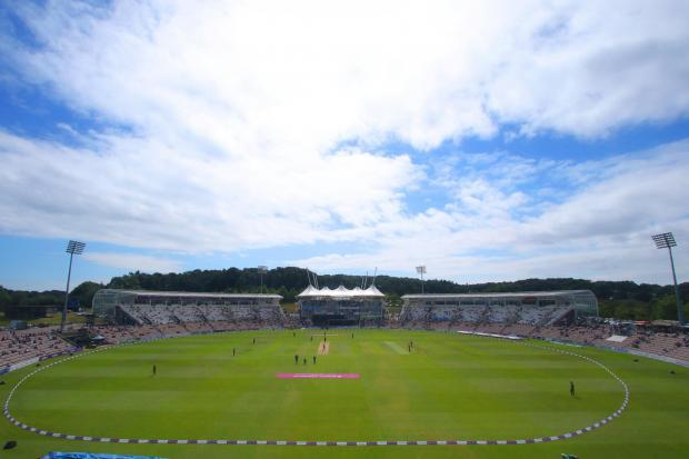 England to take on the West Indies at the Ageas Bowl next month