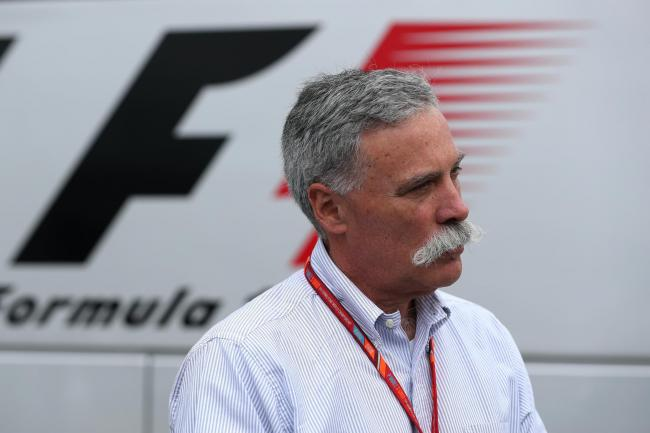 Chase Carey is confident of staging most races this season