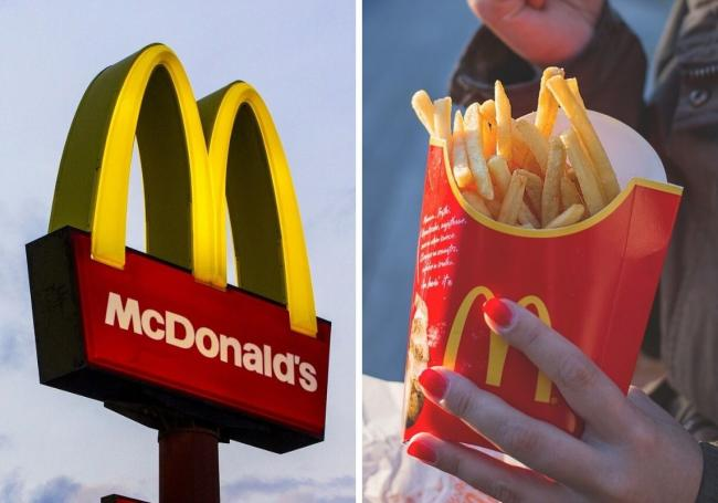 Mcdonald S Full List Of Locations As Delivery Services Relaunch Daily Echo