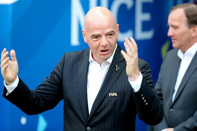 Gianni Infantino does not know yet when the new-look Club World Cup will take place