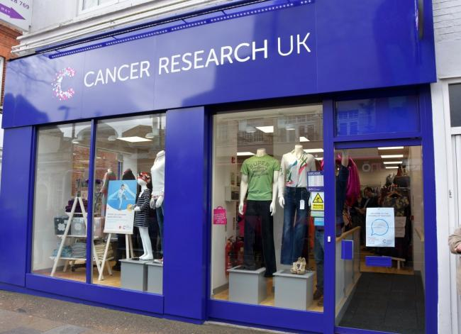 Cancer Research UK Store