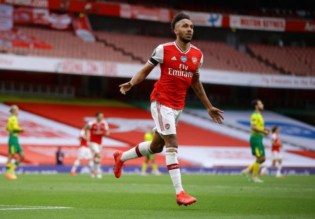 Daily Echo: Pierre-Emerick Aubameyang