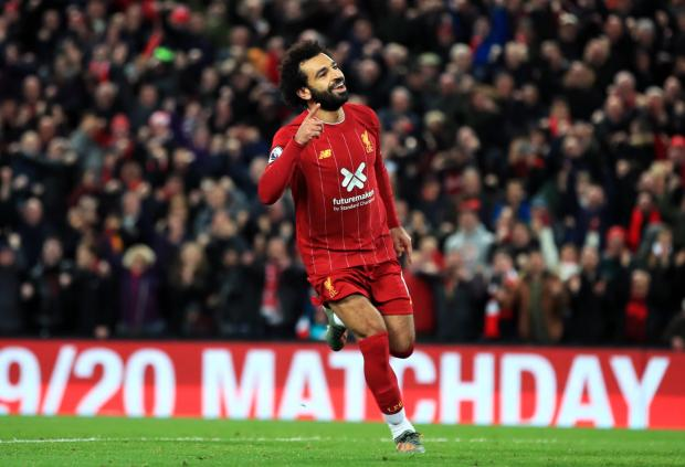 Daily Echo: Mohamed Salah