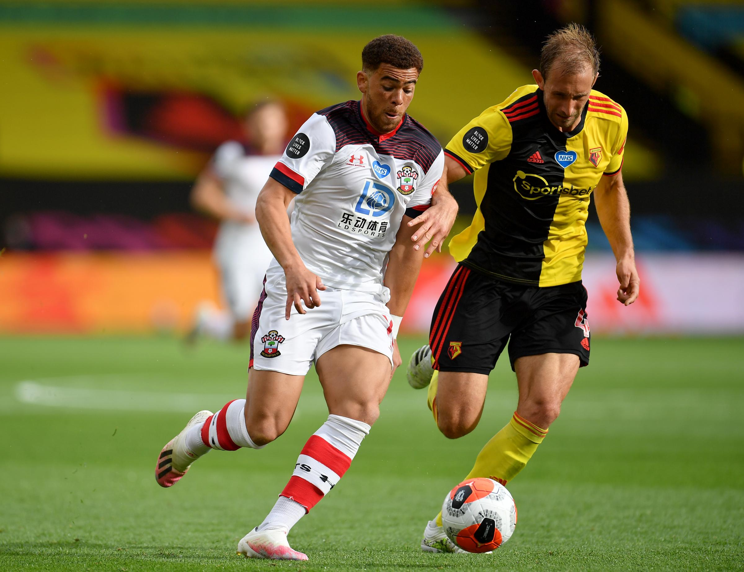 Ralph Hasenhuttl can't wait to see Che Adams score