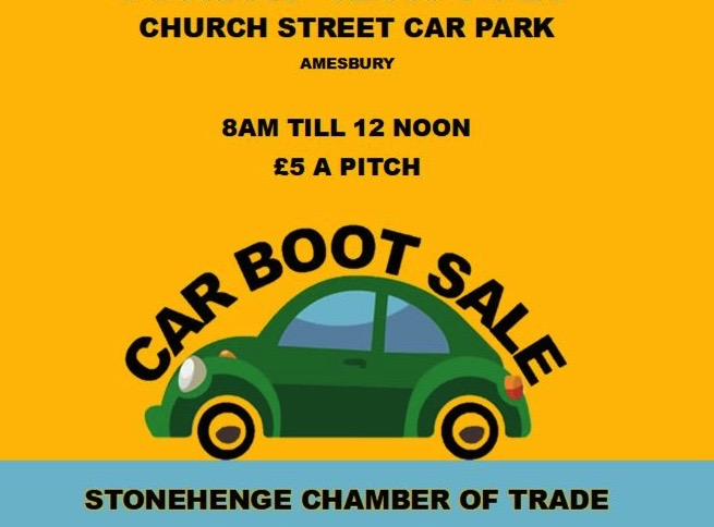 Amesbury Car Boot Sale