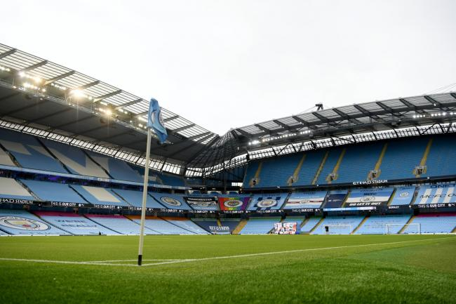 Manchester City will be competing in the Champions League next season