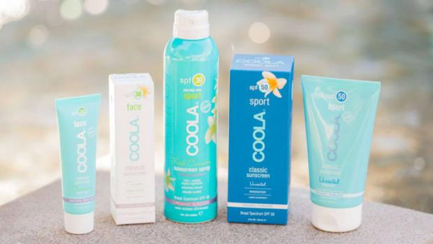 Daily Echo: Healthy skin is good skin. Credit: Coola