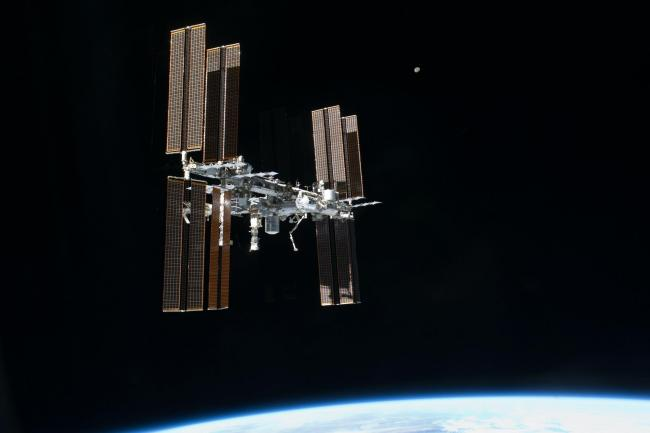How you can see the International Space Station this week