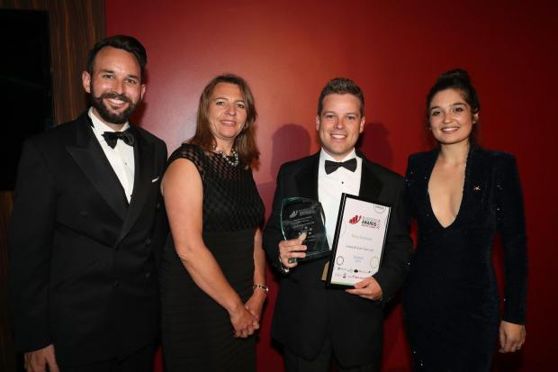 Grape & Grain Tours Ltd won the New Business Award at last year's South Coast Business Awards
