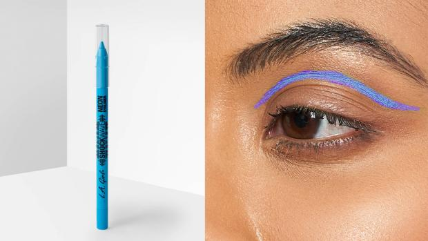 Daily Echo: Add some flair to your eye look with the L.A. Girl Shockwave Neon Liner. Credit: L.A. Girl