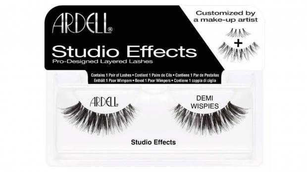 Daily Echo: When you want to feel extra glam, try a pair of the Ardell Eyelash Demi Wispies Studio Effects. Credit: Ardell
