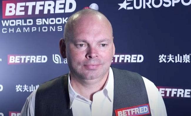 Bingham was crestfallen after his disappointing record at the Crucible since 2015 continued