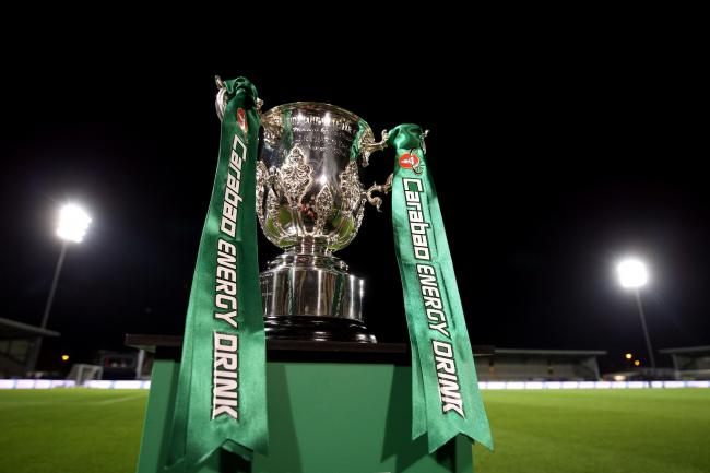 The Carabao Cup returns this week (Picture: Nigel French/PA)