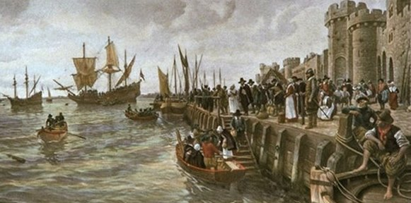 Find out about when the Mayflower set sail 400 years ago | Daily Echo