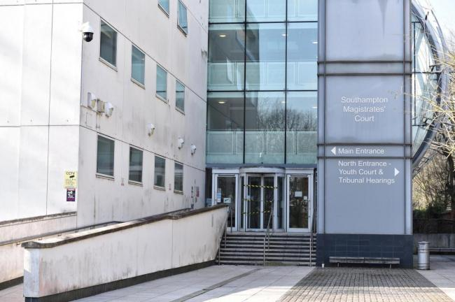 In the courts: 14 people who have appeared at Southampton Magistrates Court