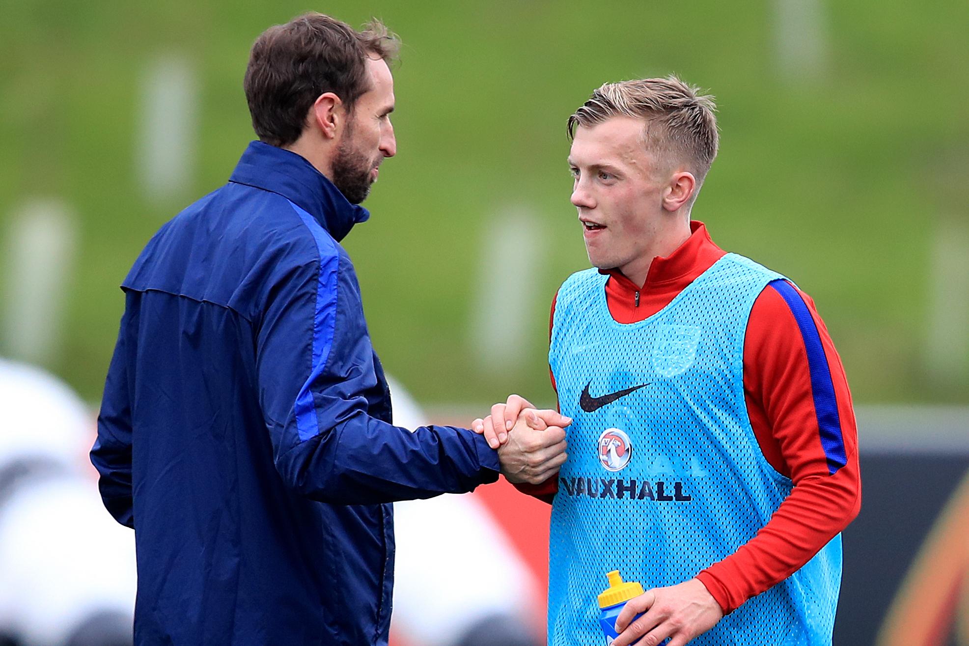 Lawrie: Saints' duo deserve chances with England